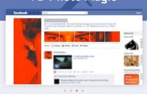 FBPhotoMagic, efectos en tu perfil de facebook