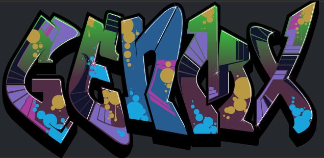 Crear graffitis online gratis
