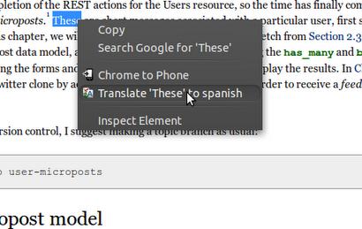 Quick Translate, Traducir texto con 1 click en Chrome