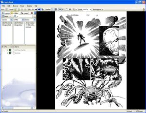 ComicRack, visualizador de comics para Windows