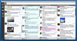 Janetter, cliente de Twitter para Windows y Mac