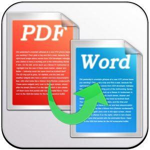Pasar de PDF a Word ¡Descubre cómo de la forma más fácil!