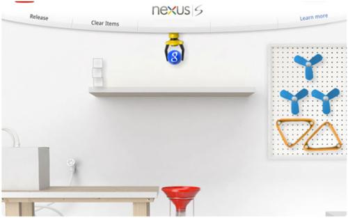 La descarada y divertida publicidad hacia Nexus S en Youtube