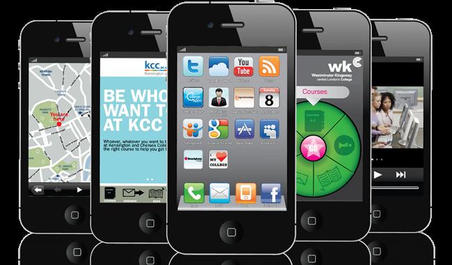 El uso de smartphones para leer noticias procedentes de medios online