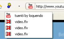 Video DownloadHelper   Complemento de Firefox para descargar videos de internet