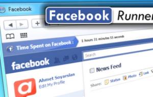 Facebook Runner, averigua cuanto tiempo pasas en Facebook