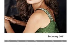 Crear calendarios 2011 personalizados
