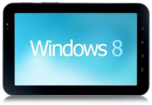 Descubiertos algunos de los requisitos de Windows 8 en tablets